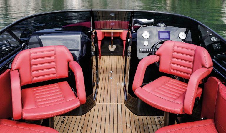 E26 Rider Seats