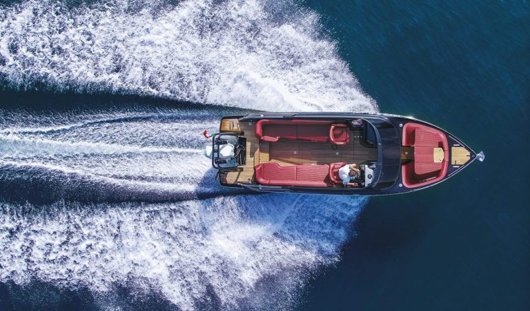 E26 Rider Aerial view