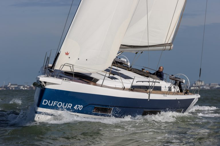 Dufour 470 - July 21